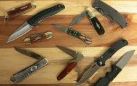 typy noży