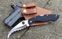 nóż do samoobrony SPYDERCO CIVILIAN